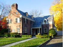 Einfamilienhaus for sales at Georgian Colonial Cottage 175 Cooper Avenue   Montclair, New Jersey 07043 Vereinigte Staaten