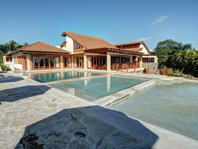 Частный односемейный дом for sales at Las Colinas Las Colinas 21 Casa De Campo, La Romana 22000 Доминиканская Республика