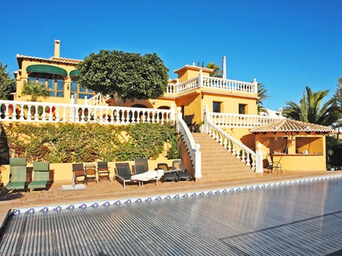 Multi-Family Home for sales at Superb villa with breathtaking views  Moraira, Alicante Costa Blanca 03590 Spain