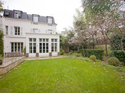 Autre résidentiel for sales at Private Mansion with swimming pool- Saint James  Neuilly, Ile-De-France 92200 France
