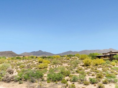 Land for sales at Very Nice 1.25 Acre Homesite In Desert Mountain's Village Of Eagle Feather 10258 E Joy Ranch Rd #397 Scottsdale, Arizona 85262 United States