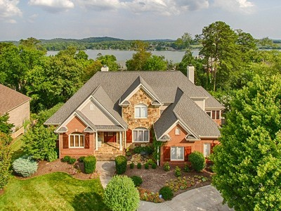 Villa for sales at Still Water in River Sound 2006 Still Water Lane Knoxville, Tennessee 37922 Stati Uniti
