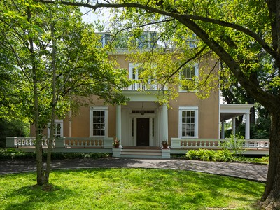 Villa for sales at Historic Splendor Steps From Town 42 Cleveland Lane  Princeton, New Jersey 08540 Stati Uniti