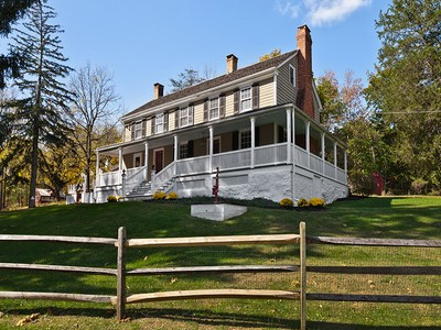 Single Family Home for sales at Joshua Whiteley House 55 S. Sugan Road New Hope, Pennsylvania 18938 United States
