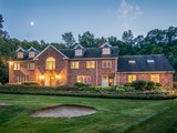 Property Of Large Custom Brick Front Colonial