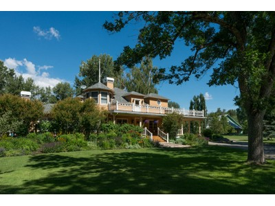 Farm / Ranch / Plantation for sales at Rockwell Mansion in Sun Valley, Idaho   Bellevue, Idaho 83313 United States