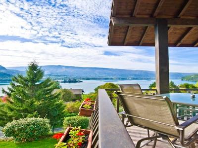 Vivienda unifamiliar for sales at Vila avec vue lac  Talloires, Ródano-Alpes 74290 Francia