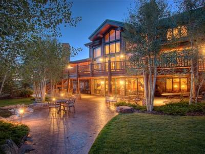 Tek Ailelik Ev for sales at Boyer Ridge Ranch 27680 Beaver Ridge Road  Steamboat Springs, Colorado 80487 Amerika Birleşik Devletleri