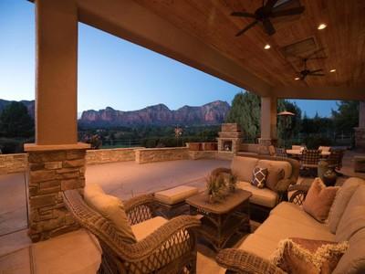 Vivienda unifamiliar for sales at Outstanding Red Rock Vistas 160 Horse Ranch Rd   Sedona, Arizona 86351 Estados Unidos