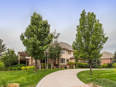 Single Family Home for sales at 7261 S. Polo Ridge Drive   Littleton, Colorado 80128 United States