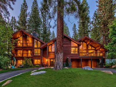 Casa para uma família for sales at 762 Lakeshore Blvd.  Incline Village, Nevada 89451 Estados Unidos
