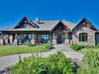 Single Family Home for  sales at Spectacular Springbank Custom Home 25231 Old Banff Coach Road   Calgary, Alberta T3Z3M9 Canada