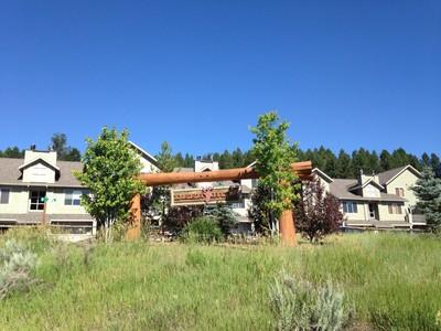 Condominium for sales at New Construction Deer Run Condo Big Pine Drive Unit K1 Big Sky, Montana 59716 United States