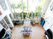 Appartement for sales at Loft + Jardin arboré - Monsieur    Paris, Paris 75014 France