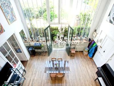 아파트 for sales at Loft with landscaped balcony - Monsieur Area  Paris, 파리 75014 프랑스