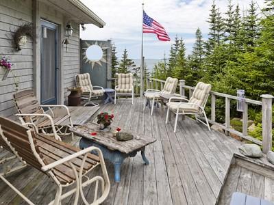 Einfamilienhaus for sales at Ledgend 51 Station Road Great Wass Island  Beals, Maine 04611 Vereinigte Staaten