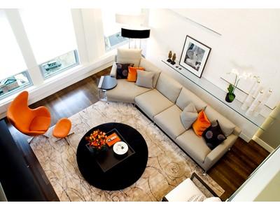 Condominium for sales at Dramatic Penthouse 360 Newbury Street Unit 808  Boston, Massachusetts 02115 United States
