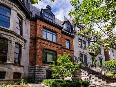 Maison unifamiliale for sales at Montreal   Central West Downtown, Montreal, Québec Canada