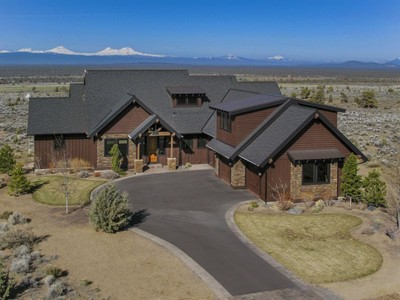 Single Family Home for sales at Brasada Ranch Home 15417 SW Esperanza Ct Powell Butte, Oregon 97753 United States