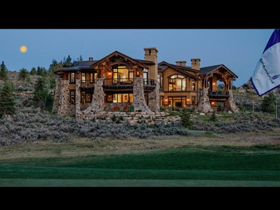 一戸建て for sales at Glenwild 5th Green Masterpiece on 2.67 acres and Adjacent to Open Land 280 Hollyhock St Park City, ユタ 84098 アメリカ合衆国