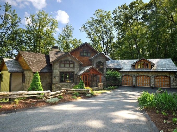 Single Family Home for sales at The Evergreen Lodge 1113 Evergreen   Boone, North Carolina 28607 United States