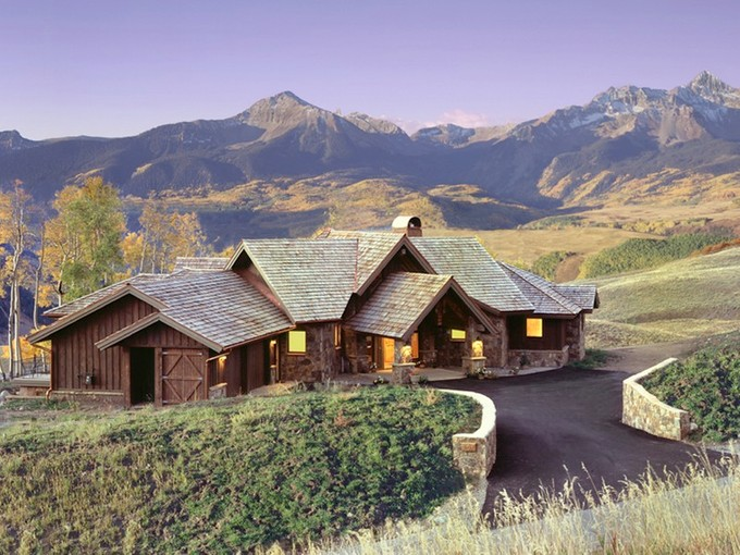独户住宅 for sales at 101 Albert J Road  Telluride, Colorado 81435 United States