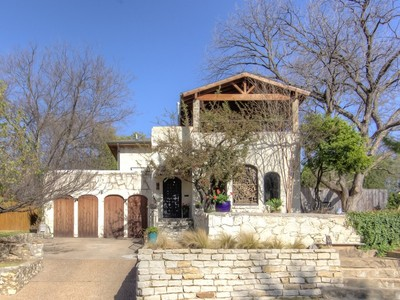 Maison unifamiliale for sales at 3177 Westcliff Road W   Fort Worth, Texas 76109 États-Unis