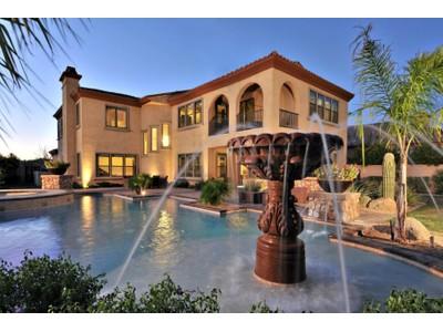 Casa para uma família for sales at Beautiful Windgate Ranch Home with Custom Finishes 9803 E Edgestone Drive  Scottsdale, Arizona 85255 Estados Unidos