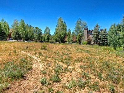 Land for sales at Flat Golf Course Lot 3090 Creek Rd Park City, Utah 84098 Vereinigte Staaten