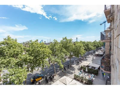 Appartamento for sales at Exclusive apartment in front of the sea with impressive views Barcelona City, Barcelona Spain
