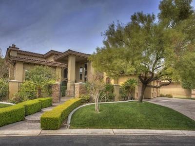 独户住宅 for sales at 2005 Eagle Trace Way  Las Vegas, 内华达州 89117 美国