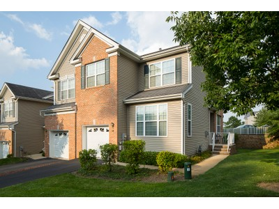 Townhouse for sales at End Unit in Montgomery Hills - Montgomery Township 49 Hoover Avenue  Princeton, New Jersey 08540 United States