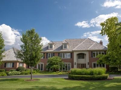 Nhà ở một gia đình for sales at 1097 Glencrest 1097 Glencrest Drive Inverness, Illinois 60010 Hoa Kỳ