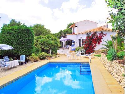 Maison avec plusieurs logements for sales at Villa with wonderful garden and sea views  Altea, Alicante Costa Blanca 03590 Espagne