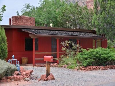 Casa Unifamiliar for sales at Old Sedona Craftmanship 35 Lipton Drive Sedona, Arizona 86336 Estados Unidos
