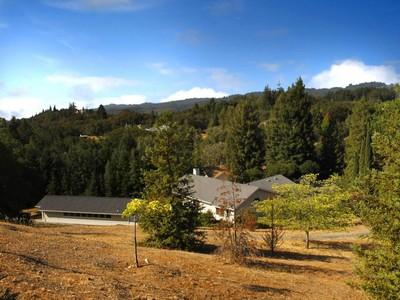 Tek Ailelik Ev for sales at 210 Burgundy Road  Healdsburg, Kaliforniya 95448 Amerika Birleşik Devletleri