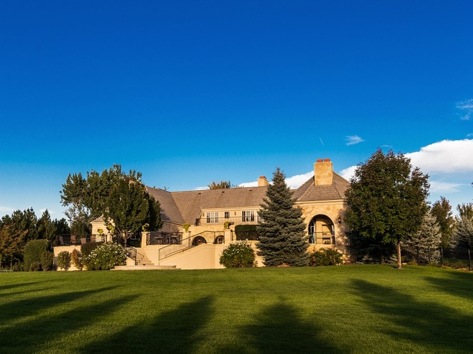 Single Family Home for sales at 6 Cherry Hills Park Drive   Cherry Hills Village, Colorado 80113 United States
