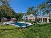 Single Family Home for sales at An Old World Estate Made for Modern Entertaining  Princeton,  08540 United States