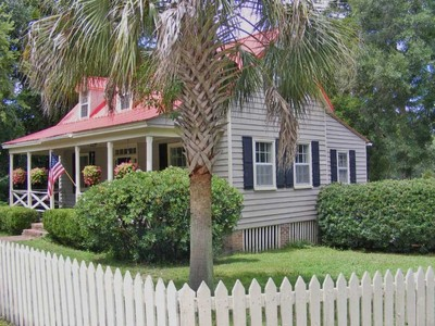 Single Family Home for sales at 204 Live Oak Drive - Old Village  Mount Pleasant, South Carolina 29464 United States