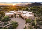 Vivienda unifamiliar for  sales at Gorgeous Custom Home Tucked Away In Peaceful Sincuidados 8400 E Dixileta Drive #168   Scottsdale, Arizona 85266 Estados Unidos