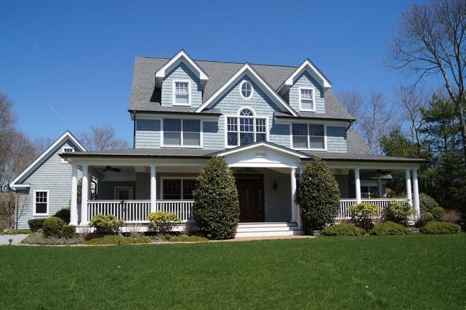 Nhà ở một gia đình for sales at Quogue Post Modern 54 Quogue Riverhead Road Quogue, New York 11959 Hoa Kỳ