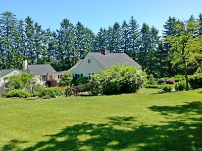"""Single Family Home for sales at """"Wheel Hill"""" 7 Garber Hill Rd Blauvelt, New York 10913 United States"""