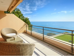 Apartment for sales at Luxury duplex apartment with large terraces and panoramic sea view Nice, Provence-Alpes-Cote D'Azur France