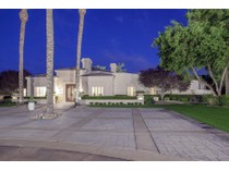 Maison unifamiliale for sales at Impeccable Contemporary Residence Designed For The Most Discerning Homeowner 6661 E San Miguel Ave   Paradise Valley, Arizona 85253 États-Unis