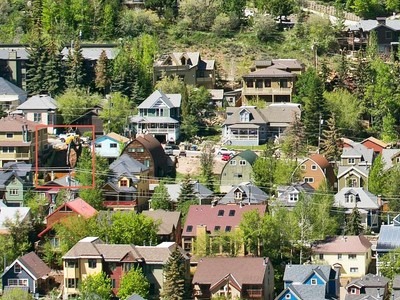 Single Family Home for sales at New Construction in Old Town, Steps to Skiing 916 Empire Ave  Park City, Utah 84060 United States
