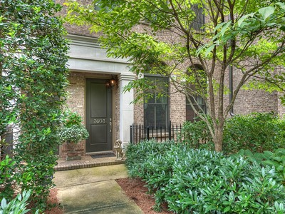 多棟聯建住宅 for sales at Brownstones At Habersham 3603 Habersham Road #29 Atlanta, 喬治亞州 30305 美國