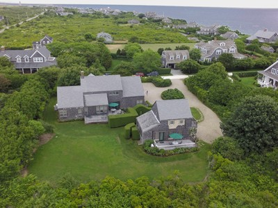 Single Family Home for sales at Tranquil 'Sconset CompoundTranquil 'Sconset Compound 5 Anns Lane  Siasconset, Massachusetts 02564 United States