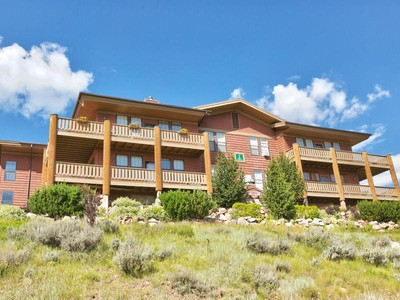 Condominium for sales at Park City Pinebrook Condo 8021 Gambel Dr #T-3  Park City, Utah 84098 United States