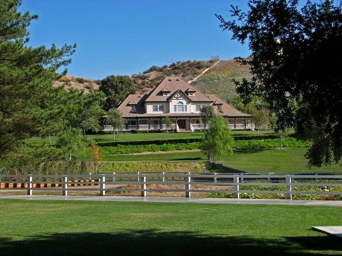 Single Family Home for sales at Santa Clarita Estate 15142 Sierra Highway Santa Clarita, California 91390 United States
