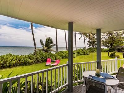 Maison unifamiliale for sales at Hale O Punaluu 53-625 Kamehameha Highway Hauula, Hawaii 96717 États-Unis